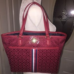 Tommy Hilfiger Tote NWT